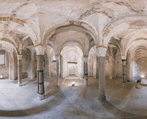 cripta di san eusebio a pavia