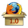 Logo Firefox 1.0