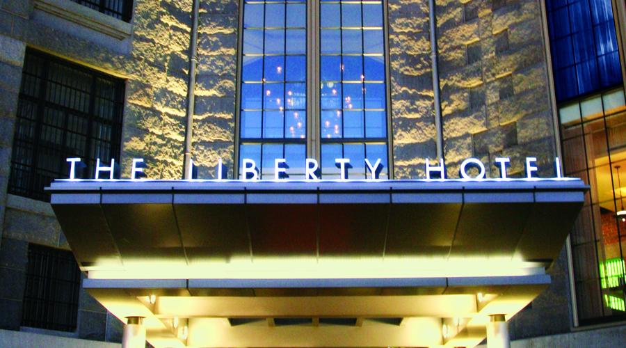Boston's Liberty Hotel Hire ThinkLite Services