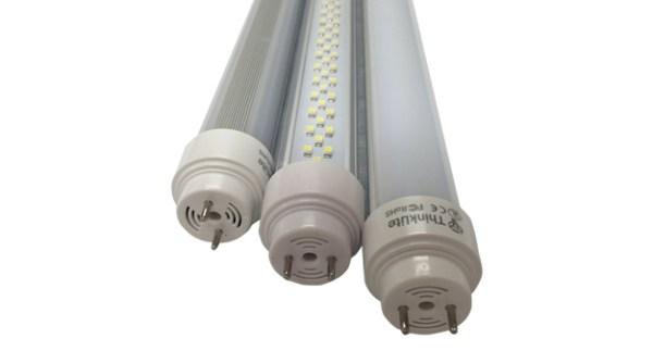 T8 LED Dual Shine Tubes