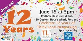 June 7-11:   June 8 – Hidden Cove Brewing, Wells;   12 Year Celebration, Porthole! on 15th!