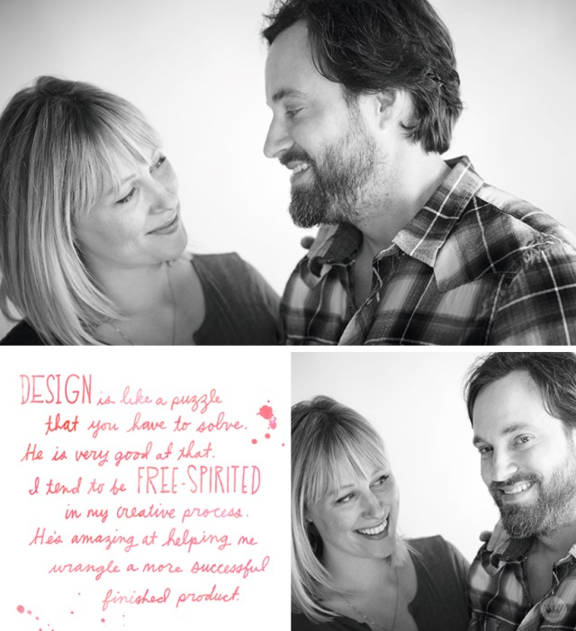 A creative couple's Valentine's Day collection | thinkmakeshareblog