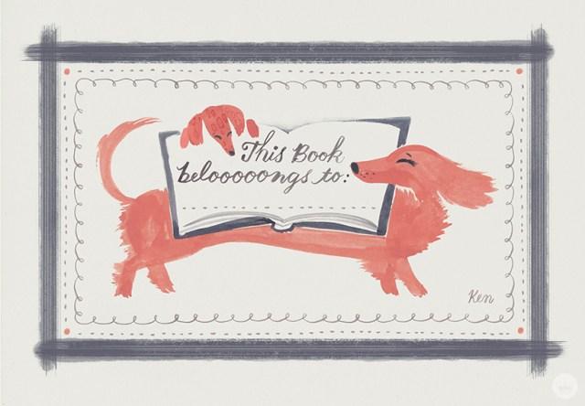 Bookplates | thinkmakeshareblog.com