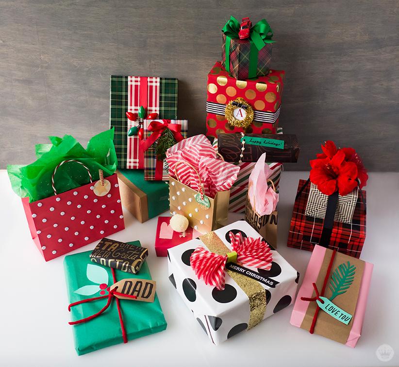 Creative Gift Wrap Ideas From Hallmark Artists