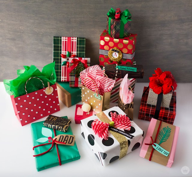 creative gift wrap ideas thinkmakeshareblogcom