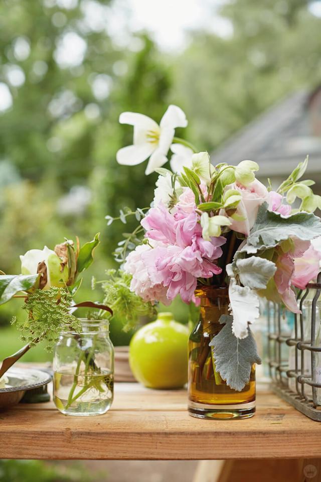Arrangements floraux d'Andy Newcom | thinkmakeshareblog.com