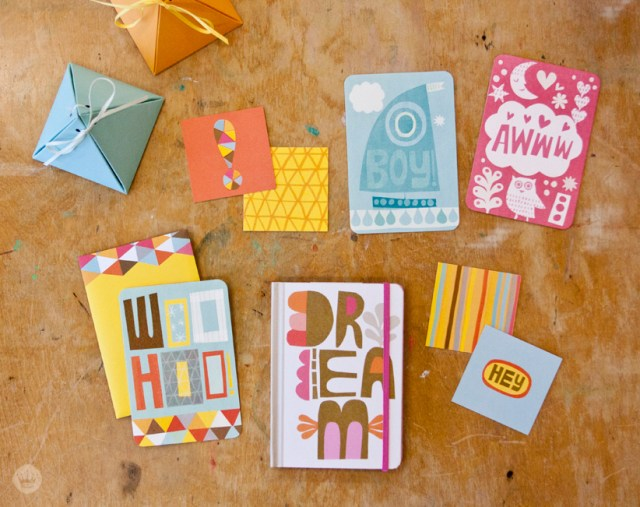 Hallmark Artist Spotlight on Lynn Giunta | lead | thinkmakeshareblog.com