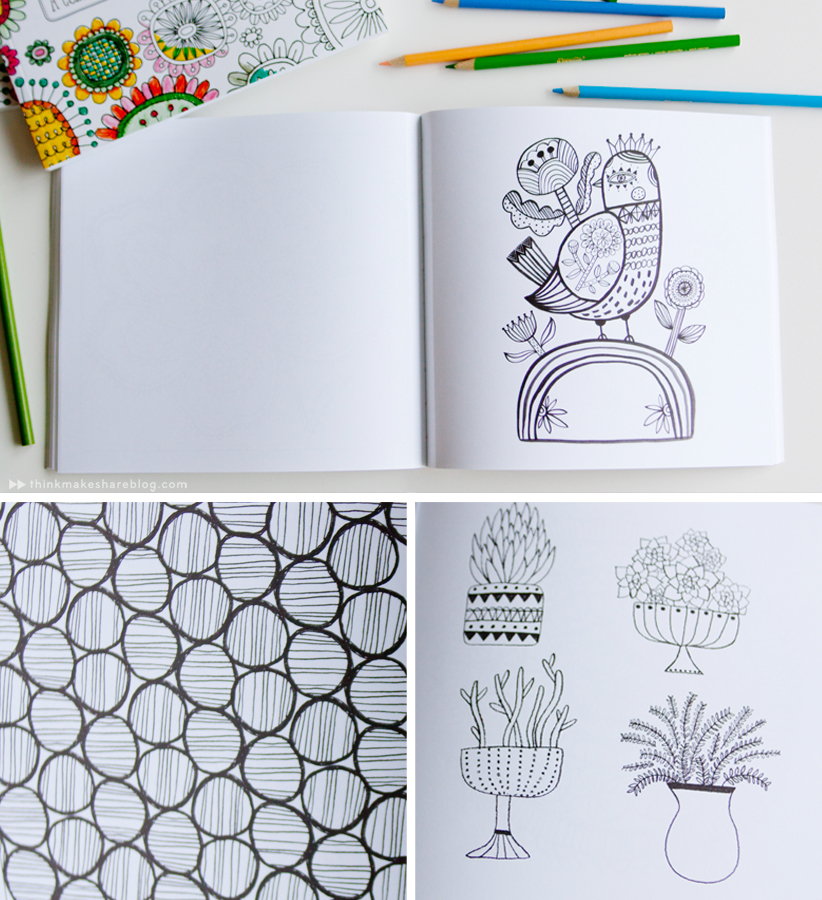 - Introducing A New Coloring Book From Hallmark...for Grown-ups! - Think.Make .Share.