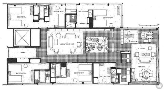 Hallmark Penthouse | thinkmakeshareblog.com