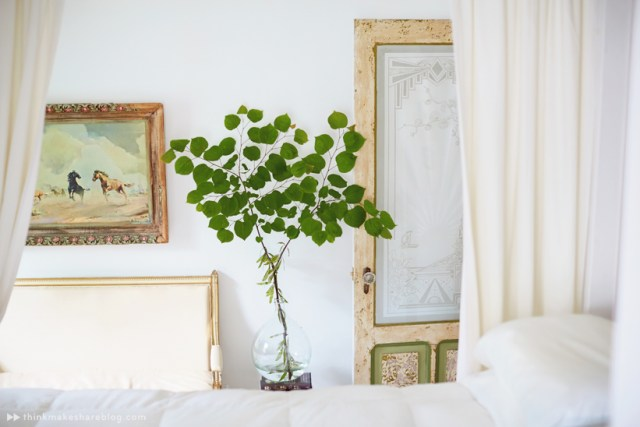 Hallmark Photo Stylist Andy Newcom shares his home | thinkmakeshareblog.com
