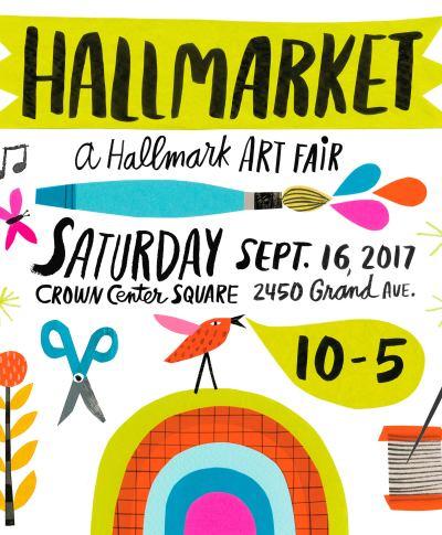 Hallmarket 2017 | thinkmakeshareblog.com
