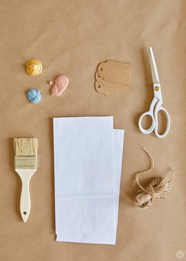 Fournitures pour sacs d'usine de papier bricolage | thinkmakeshareblog.com