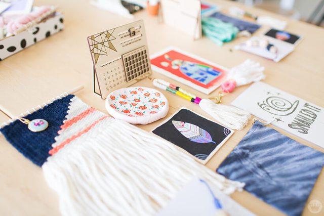 Handmade gift exchange: