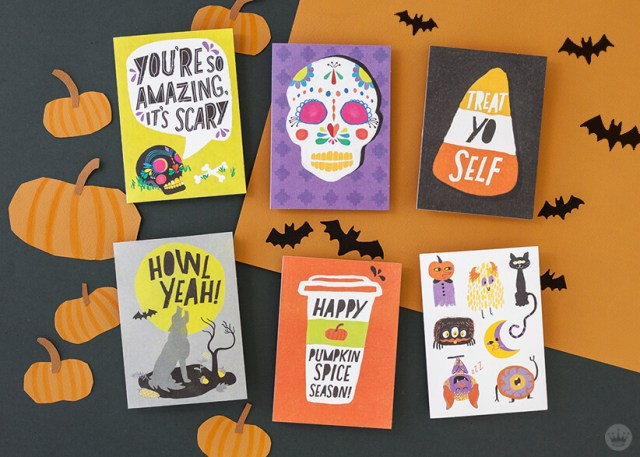 FREE OCTOBER 2018 DIGITAL WALLPAPERS inspired by these Studio Ink greeting cards