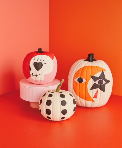 Pumpkin Decorating 2018 | thinkmakeshareblog.com