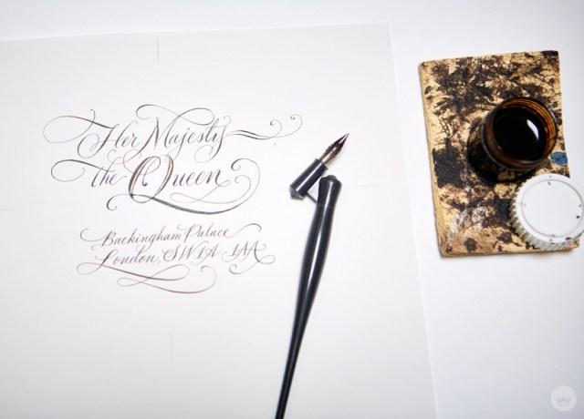 Queen's 90th Birthday Card   thinkmakeshareblog.com