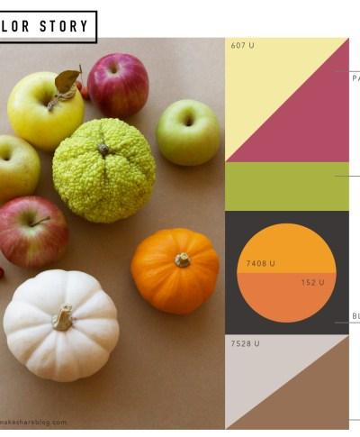 Autumn Color Story   thinkmakeshareblog.com