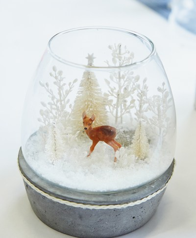 Snowglobe Workshop | thinkmakeshareblog.com