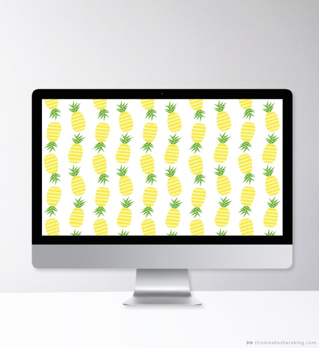 Summer Inspired Free Downloadable Wallpapers   thinkmakeshareblog.com