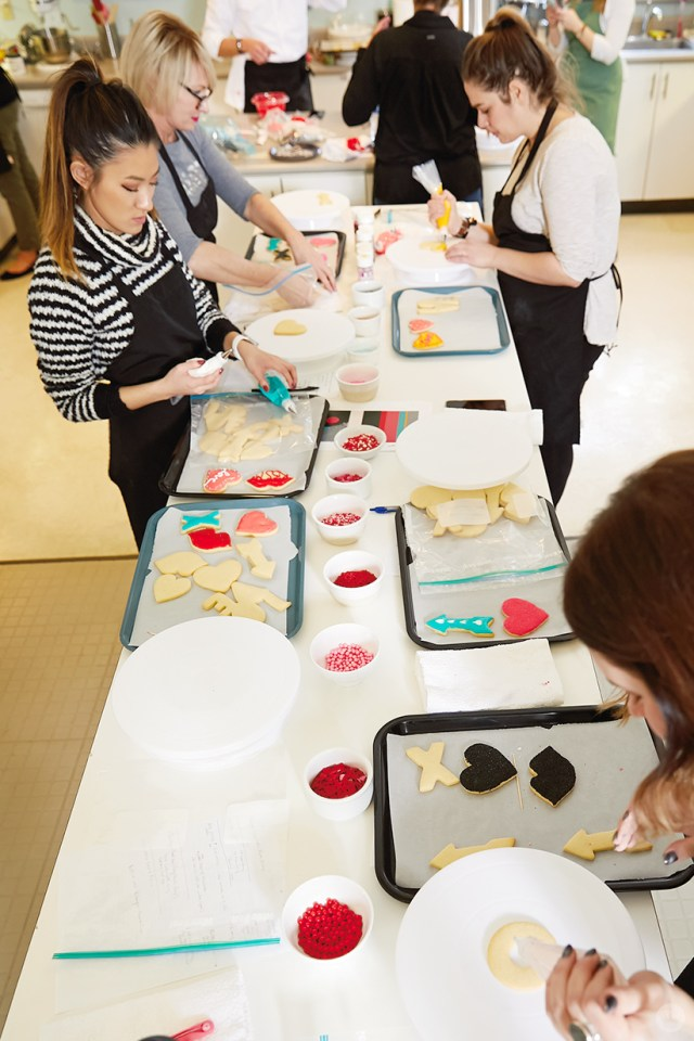 Valentine's Day Cookie Decorating workshop
