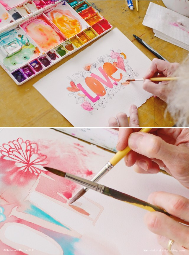 hallmark-artists-letter-love-_-thinkmakeshareblog