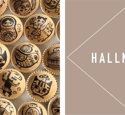 Hallmarket: A Hallmark artist art fair | thinkmakeshareblog.com