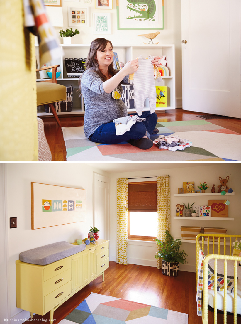Creative Nursery Ideas From Hallmark Artists Think Make Share