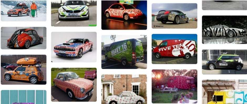 Vehicle Wraps on Pinterest