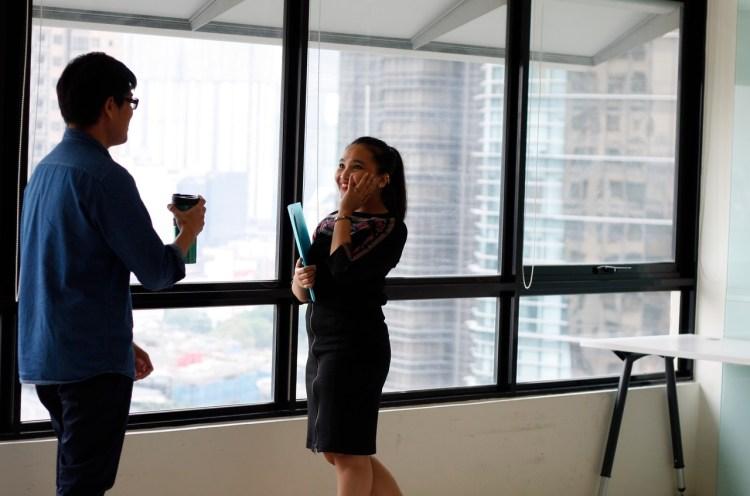 men interrupt women at work