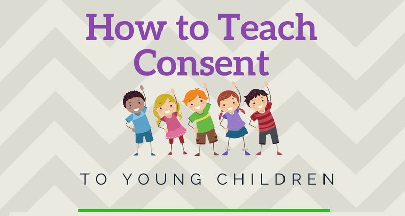 teach consent to young children