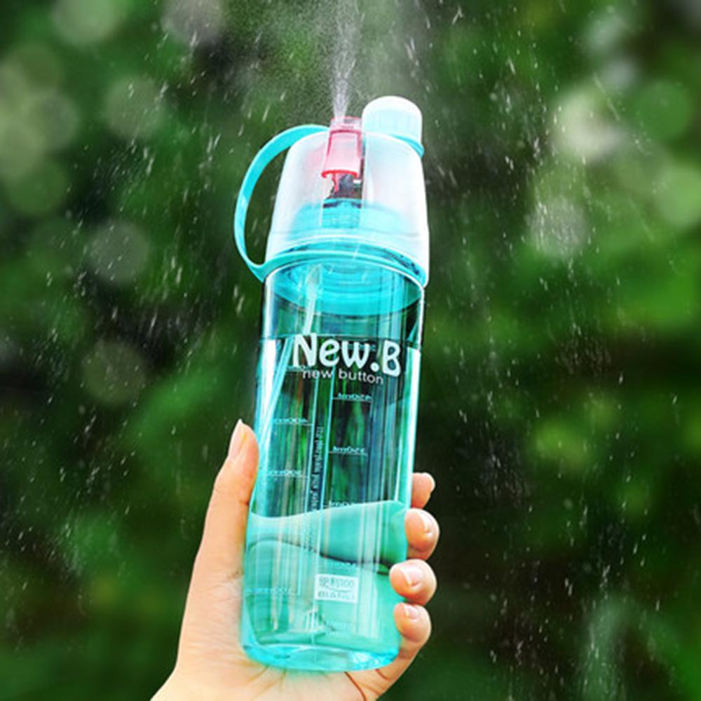Sports Spray Water Bottle 400600 ml OntheGo Plastic