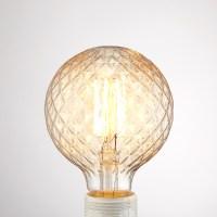 Globe Edison Retro Vintage Light Bulb Round Ball Lamp