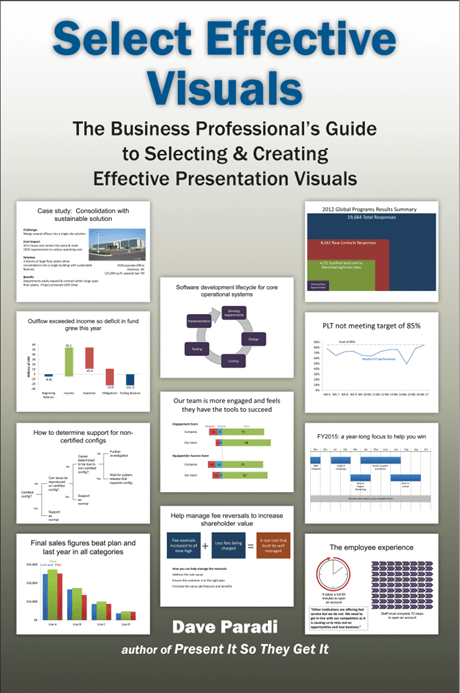 Select Effective Visuals The Business Professionals Guide to Selecting and Creating Effective