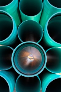 PVC Pipes triple threat advantage- Lower cost, proven ...