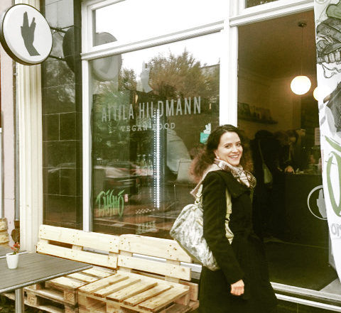 Attila Hildmann Vegan Food Snackbar