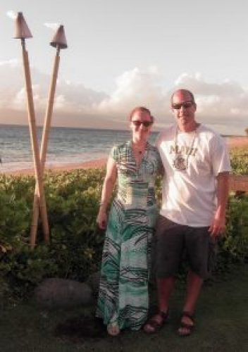 Steve and Courtney - Maui