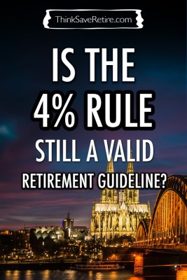 Is the Trinity 4% rule still a valid retirement guideline?