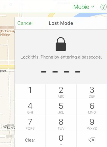 как изменить обои в iPhone5