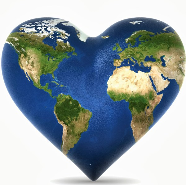 Heart Shaped World