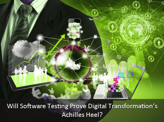software testing and digital transformation