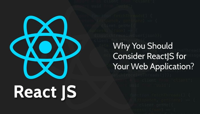 Reactjs web application