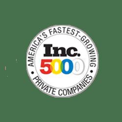 Inc 5000 logo
