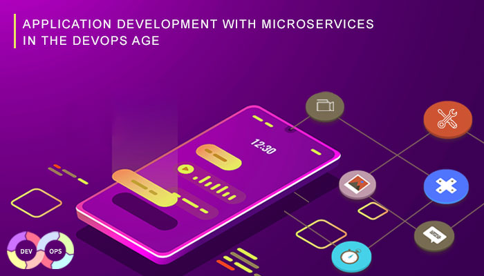 microservices Application development in Devops age