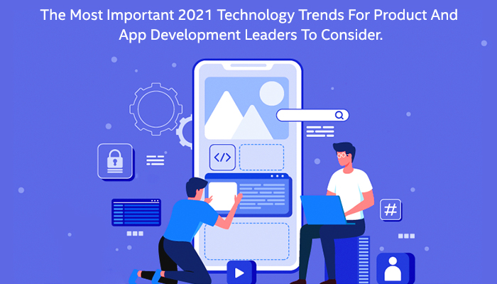 product and app development technology
