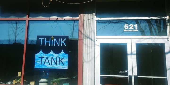 Think Tank Flotation is conveniently close to downtown Cincinnati