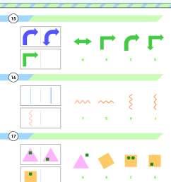 InView Test Preparation Workbook [ 3300 x 2550 Pixel ]
