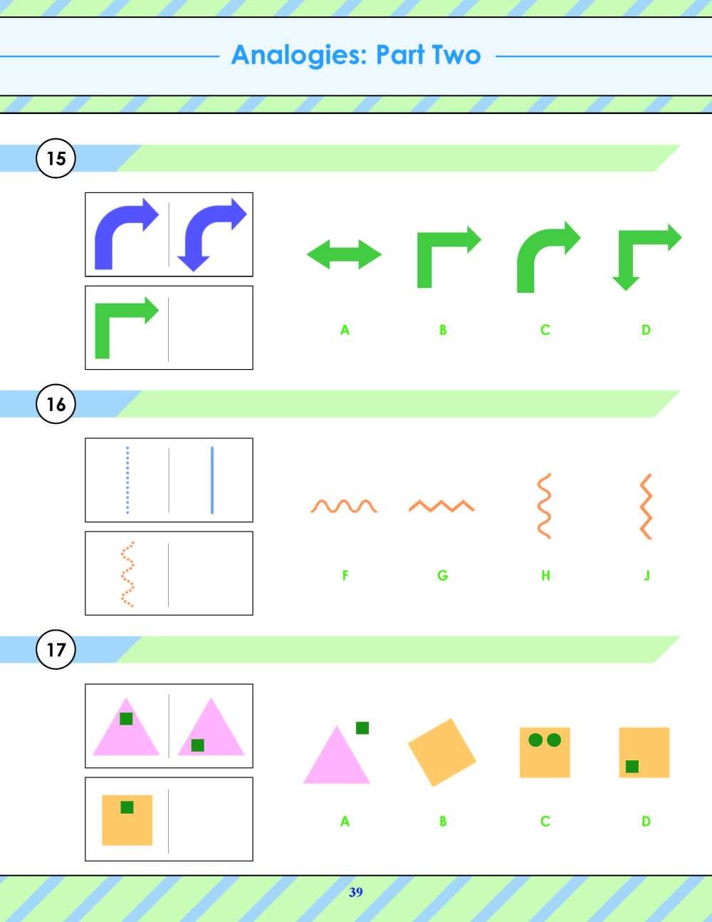 medium resolution of InView Test Preparation Workbook