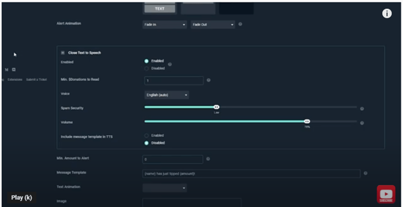 How to Set Up Text to Speech Donations in Streamlabs OBS