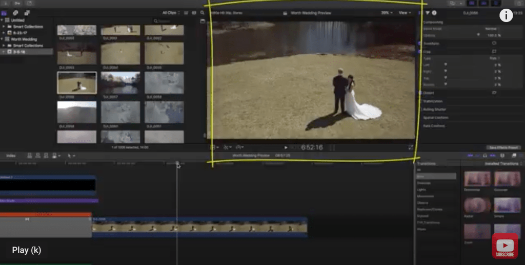 How to Create a Freeze Frame in Final Cut Pro X