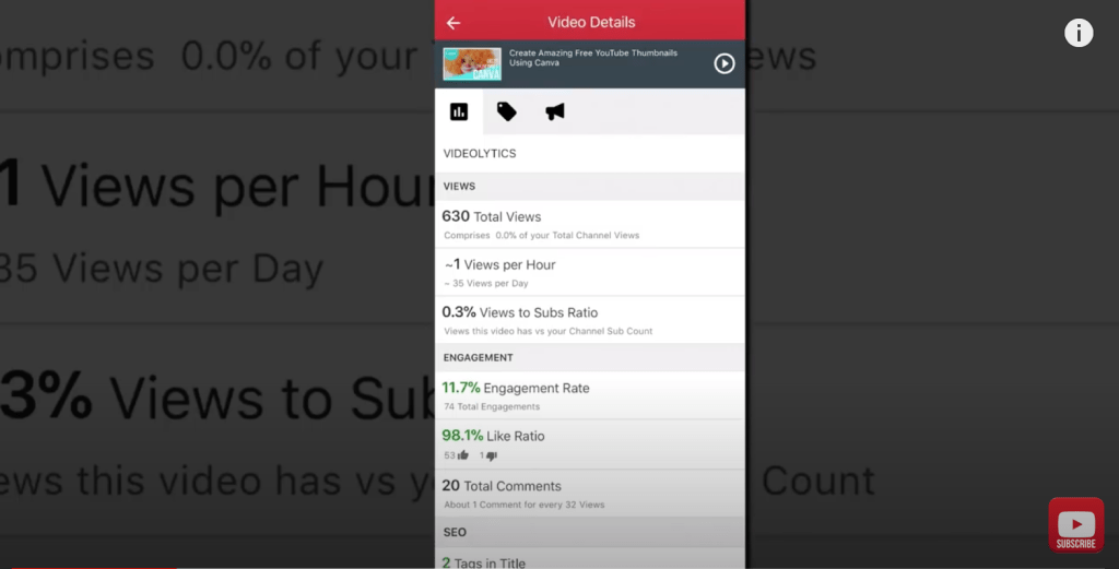 How to Use the TubeBuddy Mobile App